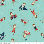 Greatest Adventure 100% cotton fabric Collection