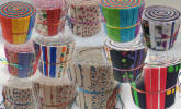 Fabric Packs & Jelly Rolls 100% cotton fabric Collection