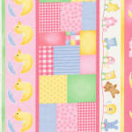 Sleepy Time 100% cotton fabric Collection